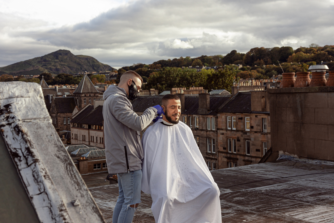 Kontact Barbers - Scotland's FInest Mobile Barbers
